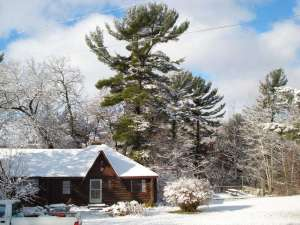 cabin winter2